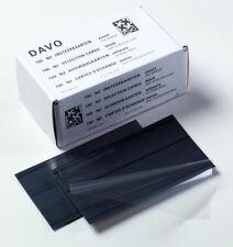 DAVO N2 insteekkaartjes stock cards (147x84mm) 2 Stroken (per 100)