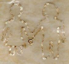 "Chain Yellow Gold 13 - 15.99"" Fine Necklaces & Pendants"
