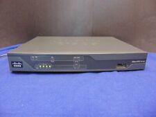 Cisco 881-K9 Router 4 Port