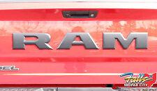 Dodge Ram Rebel Black Tailgate R A M Lettering Logo Mopar OEM