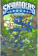 Skylanders Imaginators Arbor Day Mirco Mini Comic Book