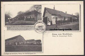Gruss vom k.u.k. Artillerie Wachthaus Wien XI. Simmeringer Haide 11. Bezirk