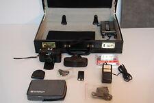 Vintage Minox Spy Camera Tape Recording Briefcase, covert briefcase spy