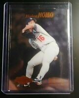 1995 Select Certified Edition #98 Hideo Nomo Rookie RC MINT Dodgers