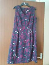 TU Dress - Purple / Floral - Size 14 - BNWT