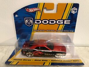 """Hot Wheels 1:50 Mid-Scale Cars Dodge, Challenger Concept """"The Snake"""""""