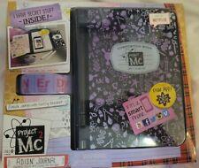 *NEW IN THE BOX* Project Mc2 546948E4C A.D.I.S.N. Journal and Bracelet