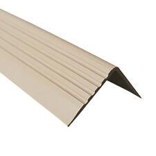 Nez de marche profil d'angle PVC 50x42mm antidérapant 1,5M  730RGP