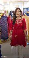 Designer Salwar Kameez Suit Indian Pakistani Bollywood Dress Anarkali Kameez  FM