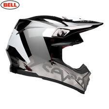 Bell Seven Moto-9 Flex Adult Motocross Helmet Rogue Black/Chrome Size XL