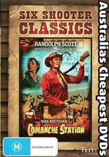 Comanche Station DVD NEW, FREE POSTAGE WITHIN AUSTRALIA REGION 4