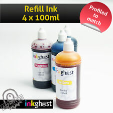 Inkghost Refill Ink for Epson WorkForce 325 NX125 NX130 NX420 NX430 133 138 140