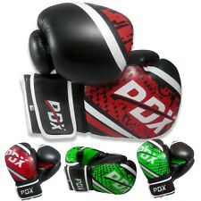 PDX Boxing Gloves MMA Sparring Muay Thai Punching Training Kick Boxing 10-16oz