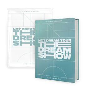 """K-POP NCT DREAM TOUR """"THE DREAM SHOW"""" [ 1 PHOTOBOOK + 2 LIVE CD ]"""