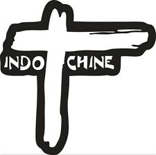 Sticker Indochine 100 - 57x57 cm