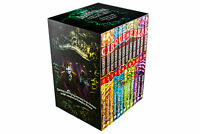 The Saga of Darren Shan: The Complete Collection 12 Book Set(CIRQUEDUFREAK)