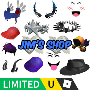 ROBLOX LIMITEDS   CHEAP & SAFE   1-3 DAY DELIVERY   READ THE DESCRIPTION FIRST