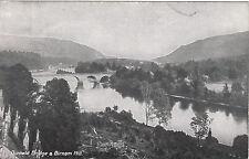 The Bridge & Birnam Hill, DUNKELD, Perthshire