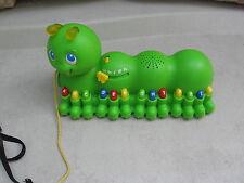Leap Frog Learning Caterpillar Alphabet Pal EUC