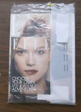 ELLE WOMEN'S FASHION MAGAZINE DECEMBER 2011 JESSICA BIEL NEW SEALED