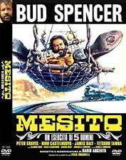 MESITO - UN ESERCITO DI 5 UOMINI  DVD WESTERN