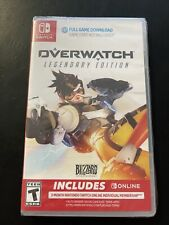 Overwatch Legendary Edition (Nintendo Switch) Brand New Factory Sealed