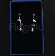 Swarovski Diamond Costume Earrings