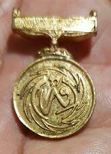 Pakistan , Iqra MINIATURE Medal 2005
