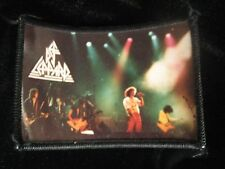Def Leppard-Photo Patch-80's Vintage-Rare-New