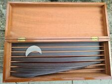 More details for rare stanley london radius curves antique drafting drawing railroad