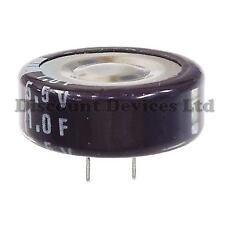 Lot de 2 Condensateurs Sauvegarde Backup 0.47Farad 5.5V Panasonic EECF5R5U474
