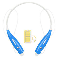 Wireless Bluetooth Headset Sport Stereo Headphone Earbud For iPhone Samsung