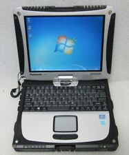 used Panasonic Toughbook CF-19 MK7 Core i5 3340M 2.7GHz 8G 500G Touch Win7 AC
