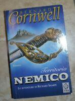 BERNARD CORNWELL - TERRITORIO NEMICO. LE AVVENTURE DI RICHARD SHARPE - TEA (A5)
