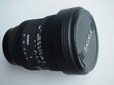 SONY A MOUNT FIT SIGMA 12-24mm f4.5-5.6 EX DG Lens + CAPS + CASE  12 - 24 mm