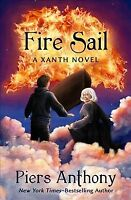 Fire Sail, Paperback by Anthony, Piers, Brand New, Free shipping in the US