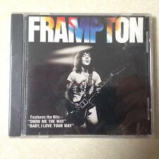 FRAMPTON, PETER - FRAMPTON - BRAND NEW CD