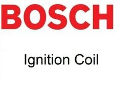 BOSCH Ignition Coil Fits ALPINE BMW MASERATI MERCEDES VOLVO 2.0-6.8L 1967-1990