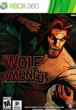 The Wolf Among Us - Xbox 360: Xbox 360,xbox_360 Video Game