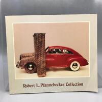 Vintage Robert L. Pfannebecker Collection (Oct. 17-Nov. 20, 1980)