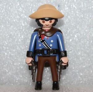 "Playmobil Western Kopfgeldjäger "" Jesse James "" Cowboys And Indian Top"