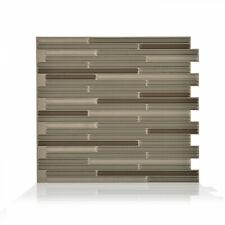 10.20in. x 9.10in. Brand New DIY Peel and Stick Tile Backsplash