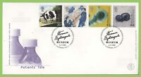 G.B. 1999 Patients Tale official Royal Mail First Day Cover, Nightingale Museum
