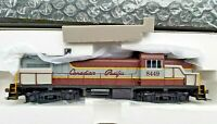 ATLAS 1/87 HO CANADIAN PACIFIC RS-3 LOCO SCRIPT LETTERING RD #8449 DC 910705 F/S