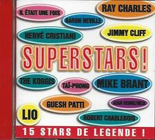 CD album: Compilation: Superstars !. Club Dial. Z