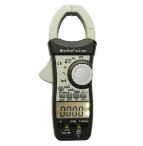 Multimètre HOLDPEAK HP-870CR -60% !! Pince Ampèremètrique 1000A TRUE RMS