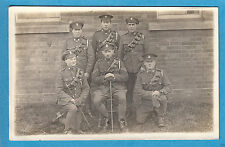Collectable Portrait Real Photographic (RP) WWI Military Postcards (1914-1918)