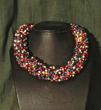 COLLIER NECKLACE NARA MALI TRADES BEADS PERLES DE TRAITE
