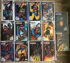 Marvel Ultimate Spider-Man Comic Book Lot (14) Issues #48-61 NM-M Rare Carnage