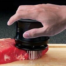 newcomdigi gts Manual Meat Tenderizer 56 Blades neddles For Steak Chicken Fish